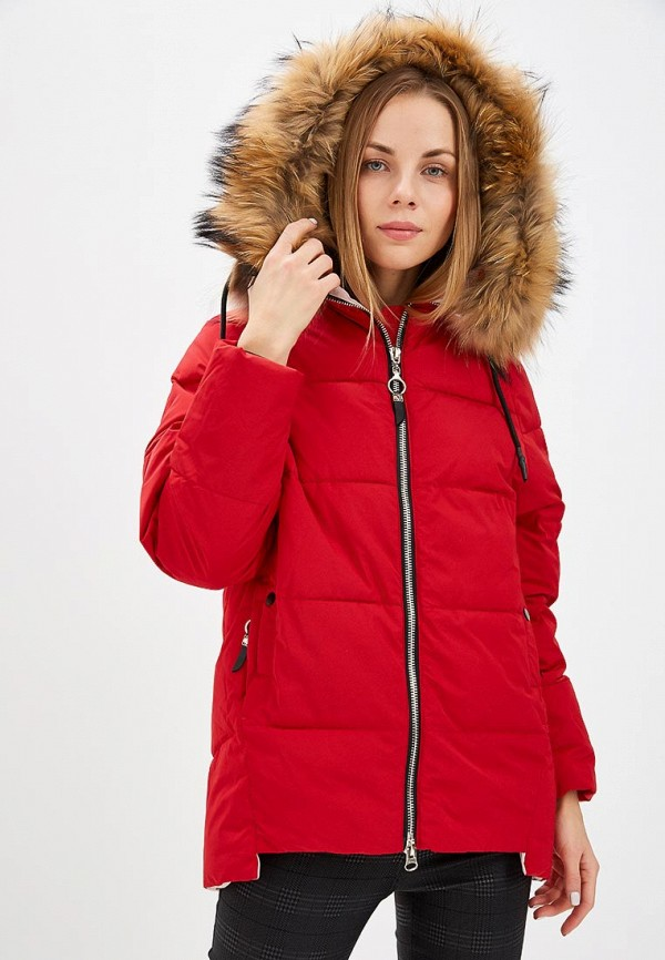 Куртка утепленная Lusio Lusio LU018EWDDKF0 куртка кожаная lusio lusio lu018ewahka5