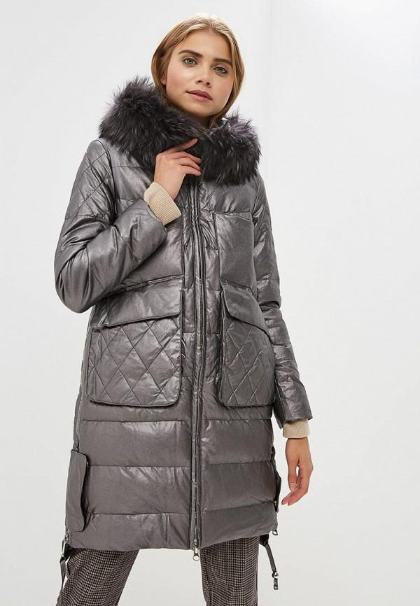 Куртка утепленная Lusio Lusio LU018EWDFNH0 куртка кожаная lusio lusio lu018ewahka5