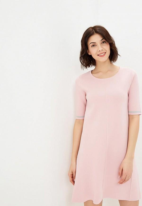 Купить Платье Lusio, lu018ewenjp7, розовый, Весна-лето 2019