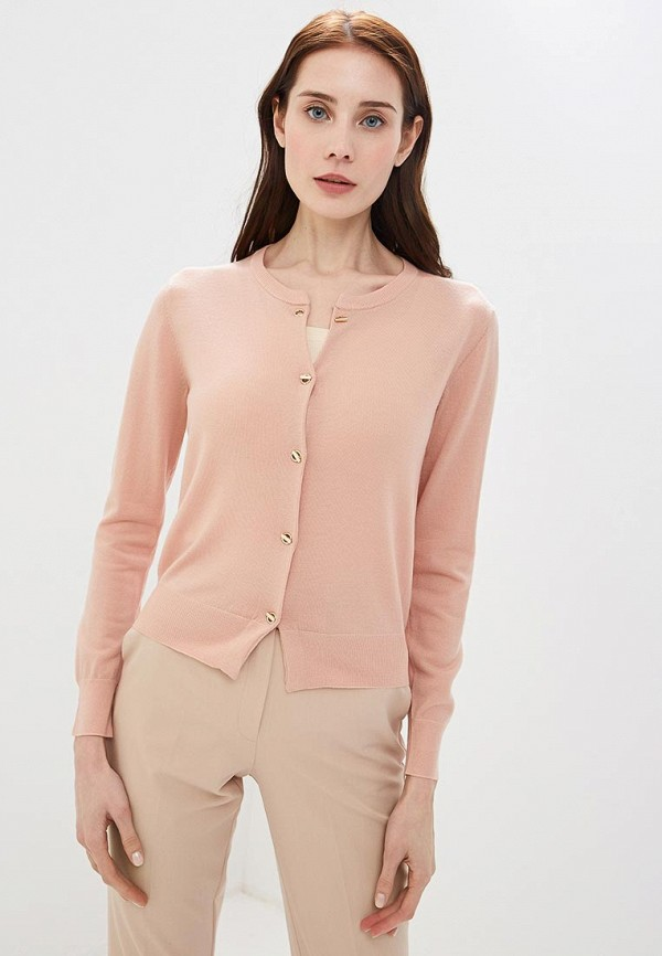 Купить Кардиган Lusio, lu018ewepzh0, розовый, Весна-лето 2019