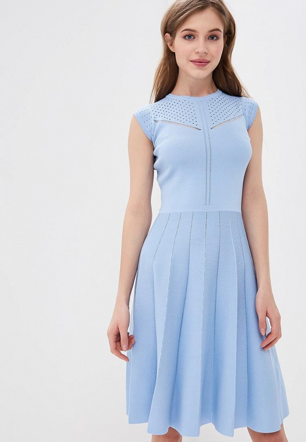 цена Платье Lusio Lusio LU018EWEPZK0 онлайн в 2017 году