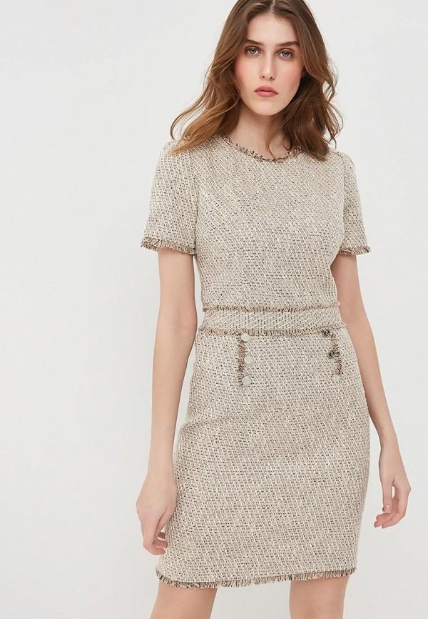 Платье Lusio Lusio LU018EWEWEC8 цена 2017