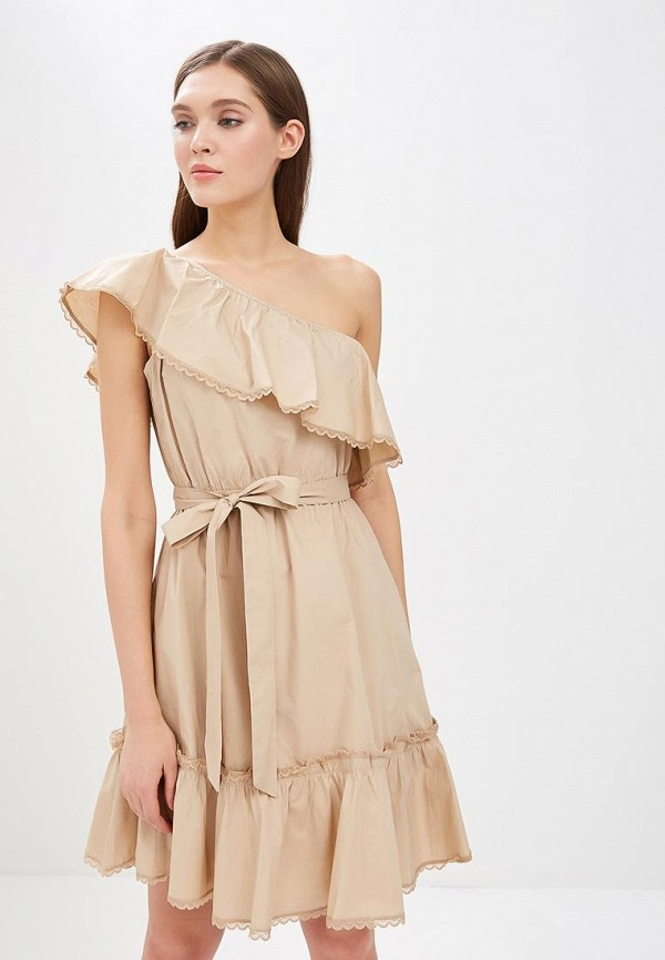 Платье Lusio Lusio LU018EWEYJA8 платье lusio цвет бежевый af18 020076 размер m 44