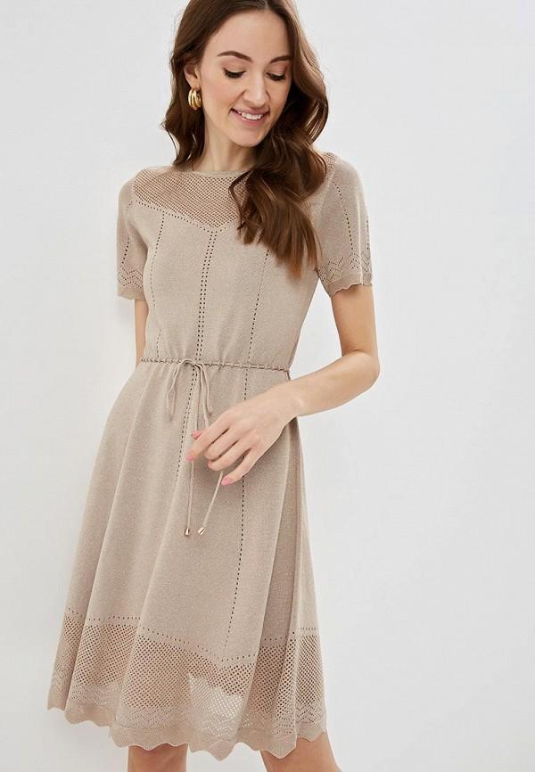 Платье Lusio Lusio LU018EWEYJD6 цена 2017