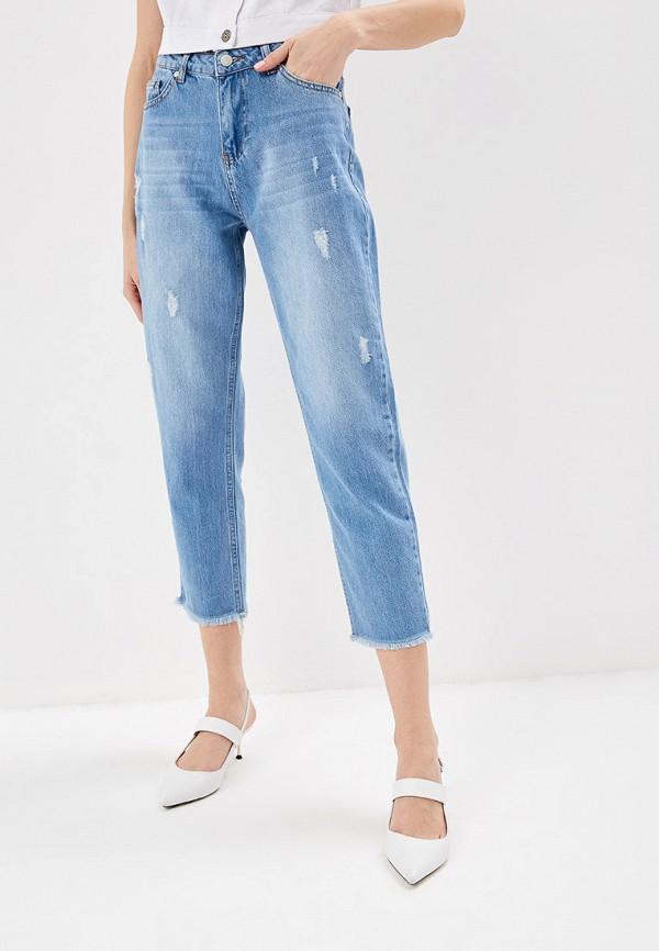 женские джинсы lusio, голубые