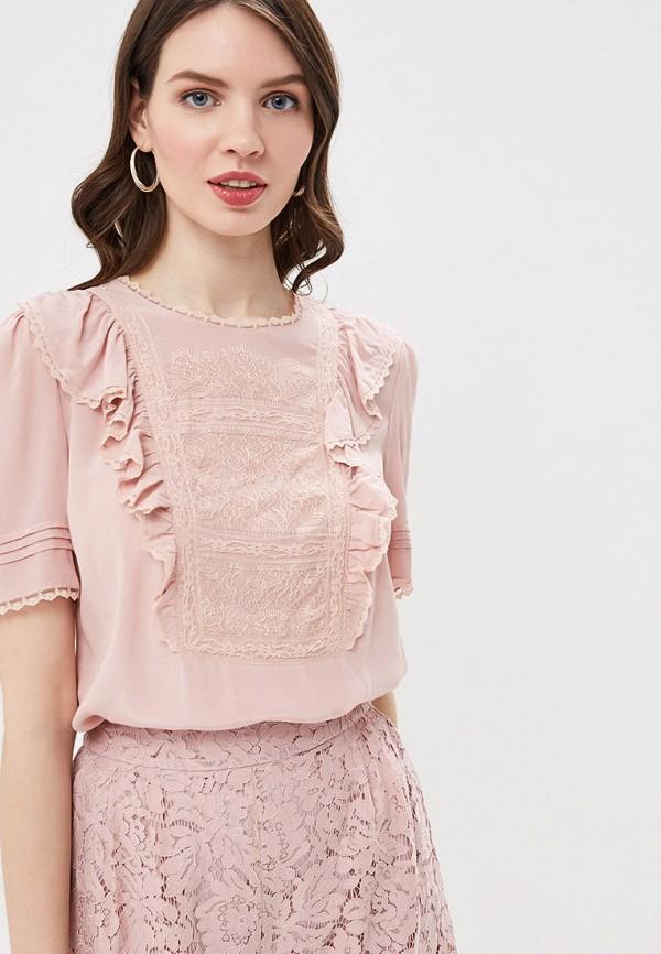 Блуза Lusio Lusio LU018EWFNMK6 блуза lusio lusio lu018ewatgu3