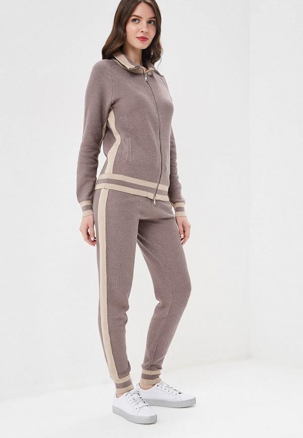 женский костюм lusio, бежевый