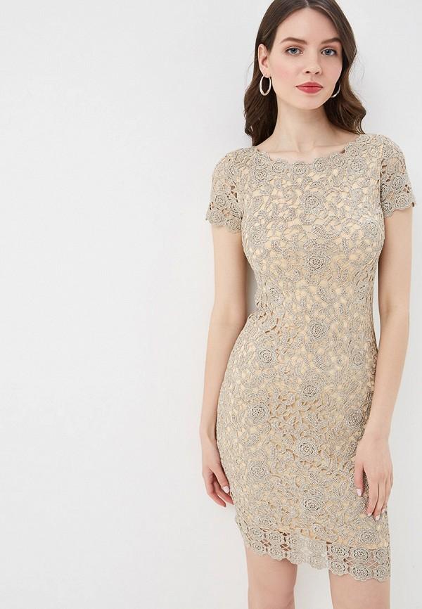 Платье Lusio Lusio LU018EWFNMM4 платье lusio цвет бежевый af18 020076 размер m 44