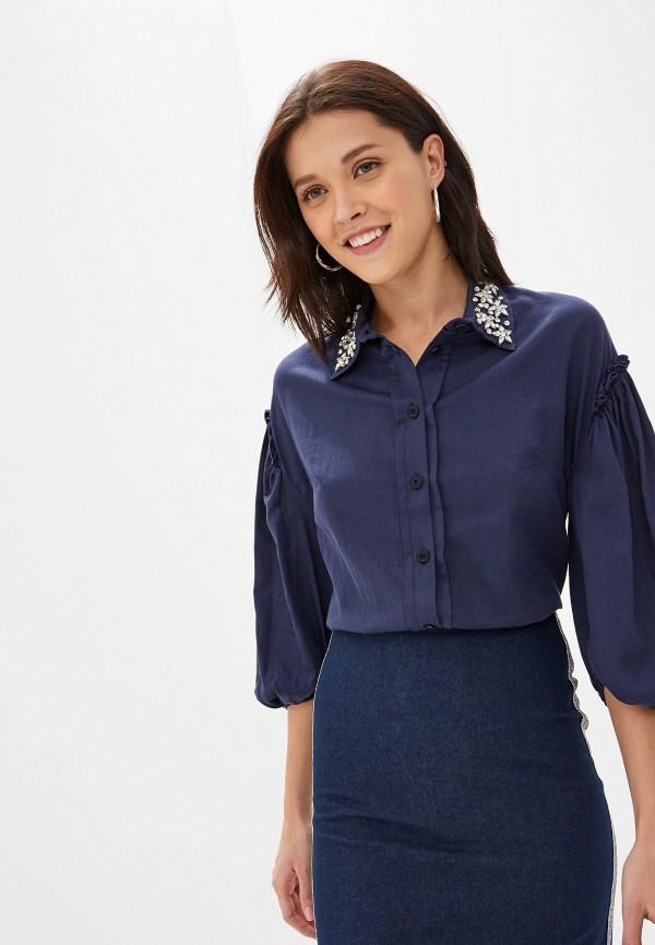 Блуза Lusio Lusio LU018EWFQTK1 блуза lusio lusio mp002xw1im0p