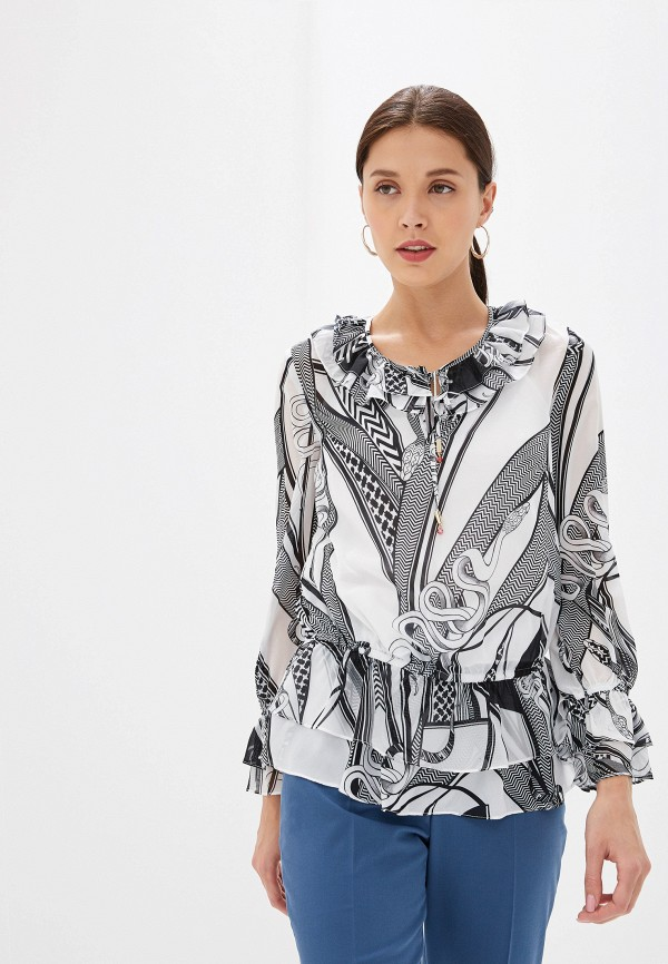 Блуза Lusio Lusio LU018EWFQTK6 блуза lusio lusio mp002xw1im0p