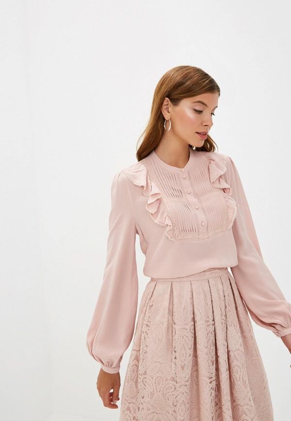 Блуза Lusio Lusio LU018EWFUQY6 блуза lusio lusio lu018ewatgu3