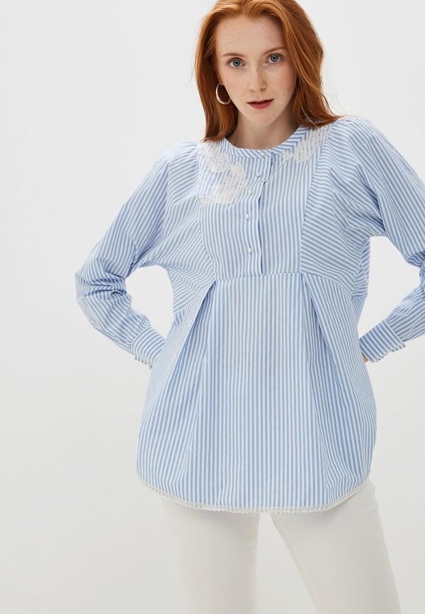 Блуза Lusio Lusio LU018EWFWHG1 блуза lusio lusio lu018ewatgu3