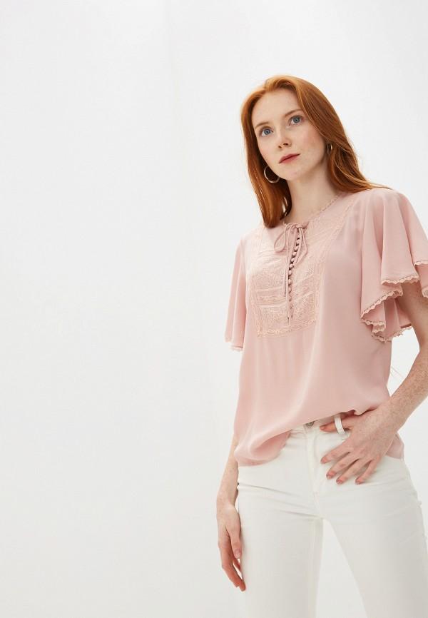 Блуза Lusio Lusio LU018EWFWHG4 блуза lusio lusio mp002xw1im0p