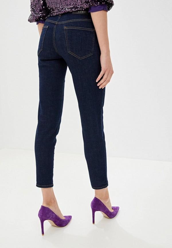 Фото 3 - женские джинсы Lusio синего цвета