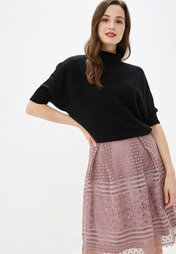 женский свитер lusio, черный