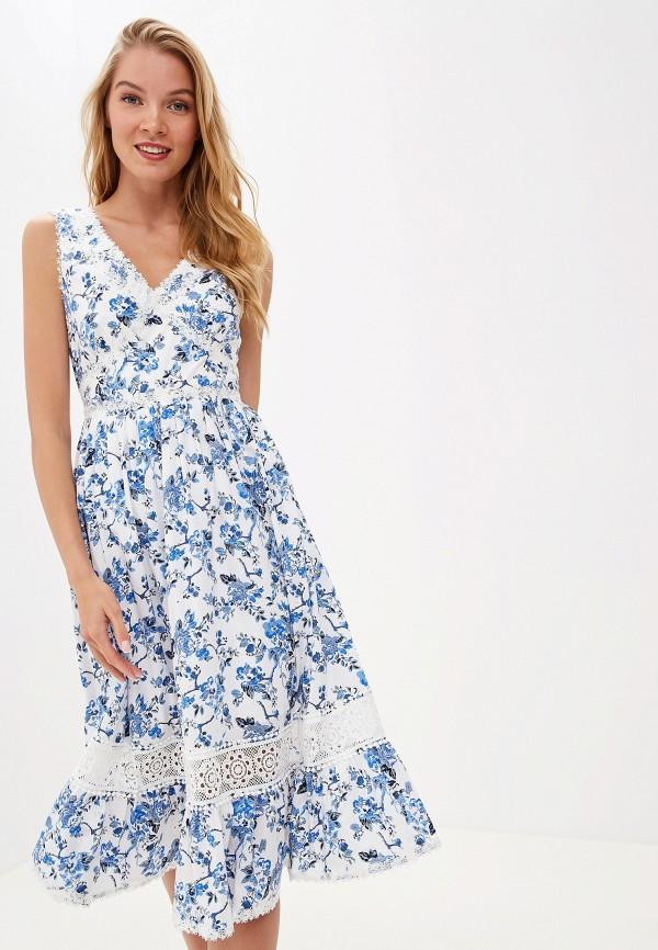 цена Платье Lusio Lusio LU018EWGFOU7 онлайн в 2017 году