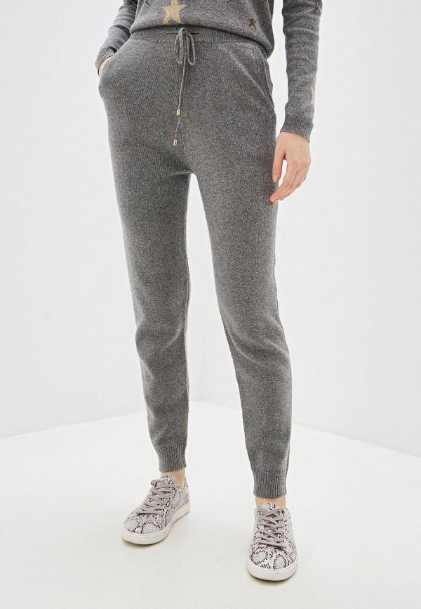 женские брюки lusio, серые