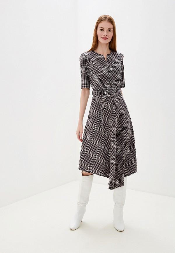 женское повседневные платье lusio, разноцветное