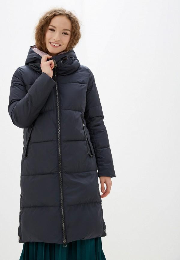 женская куртка lusio, синяя