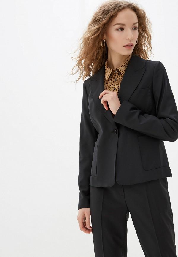 женский пиджак lusio, черный