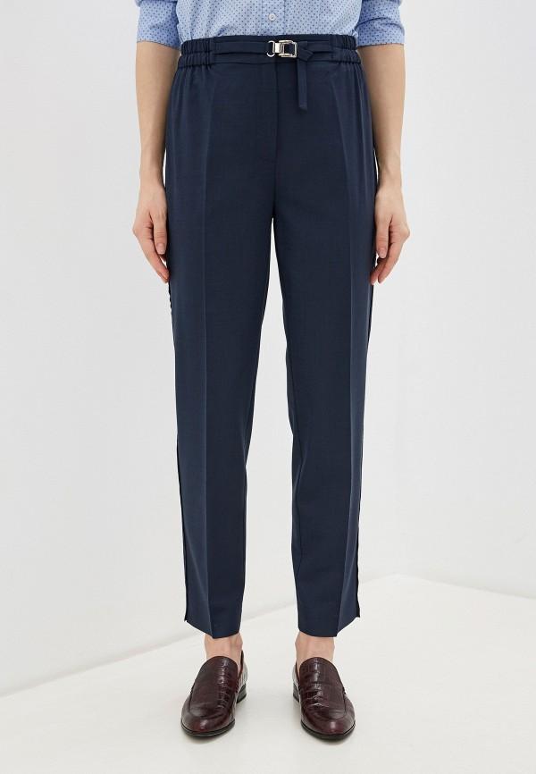 женские повседневные брюки lusio, синие
