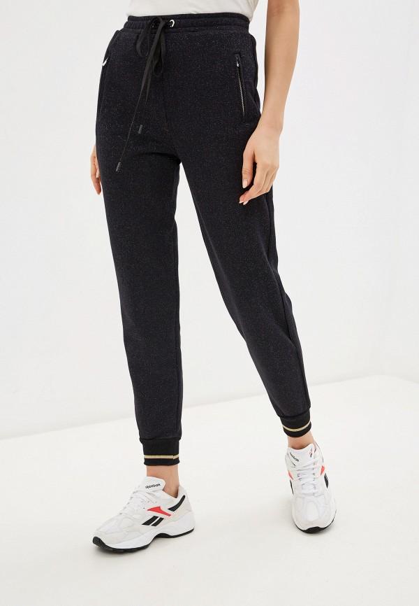 женские спортивные брюки lusio, черные