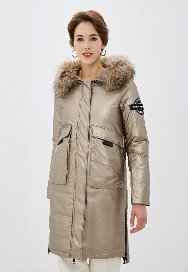 купить Куртка утепленная Lusio Lusio LU018EWHRFR1 по цене 18400 рублей