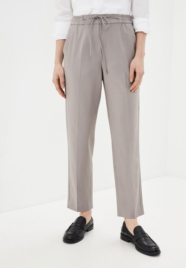 женские повседневные брюки lusio, серые