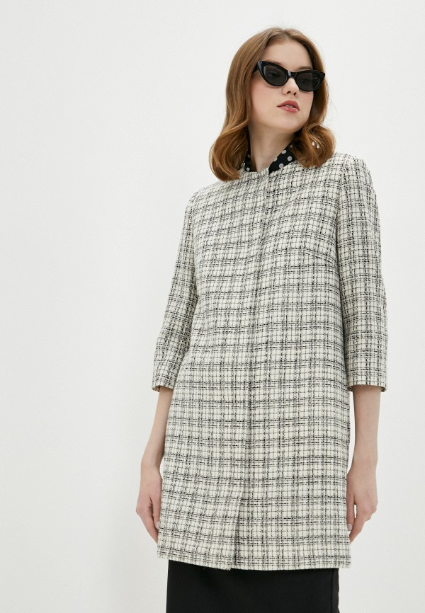 женское пальто lusio, бежевое