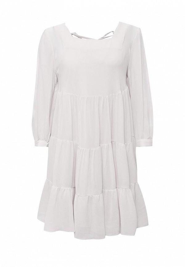 Купить Платье Lusio, lu018ewsve69, серый, Весна-лето 2017
