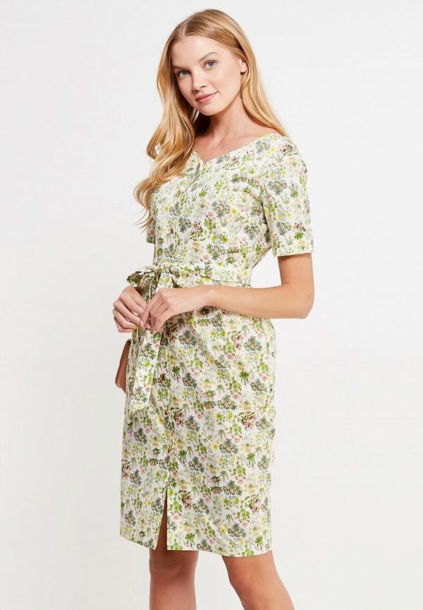 женское платье lusio, зеленое