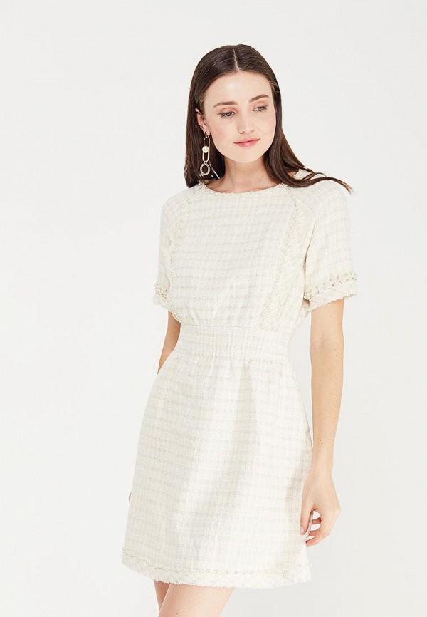 Платье Lusio Lusio LU018EWWAX47 пальто lusio lusio lu018ewbaqu0
