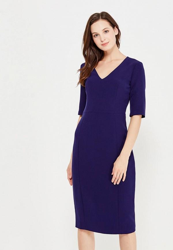 Фото - женское платье Lusio синего цвета