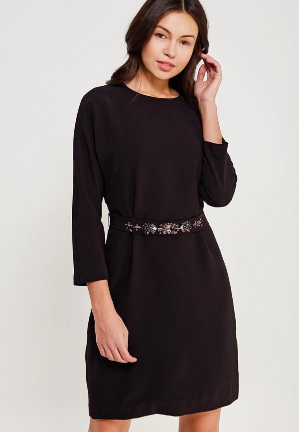 Купить Платье Lusio, lu018ewzpa61, черный, Весна-лето 2018