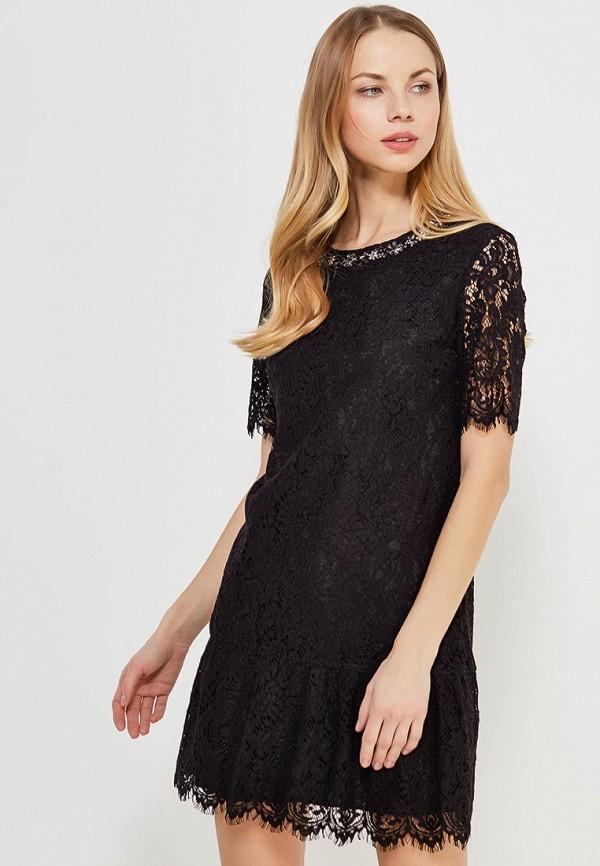 Купить Платье Lusio, lu018ewzvl38, черный, Весна-лето 2018