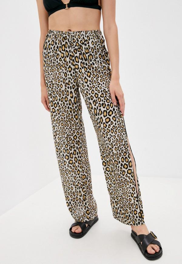 женские повседневные брюки luli fama, разноцветные