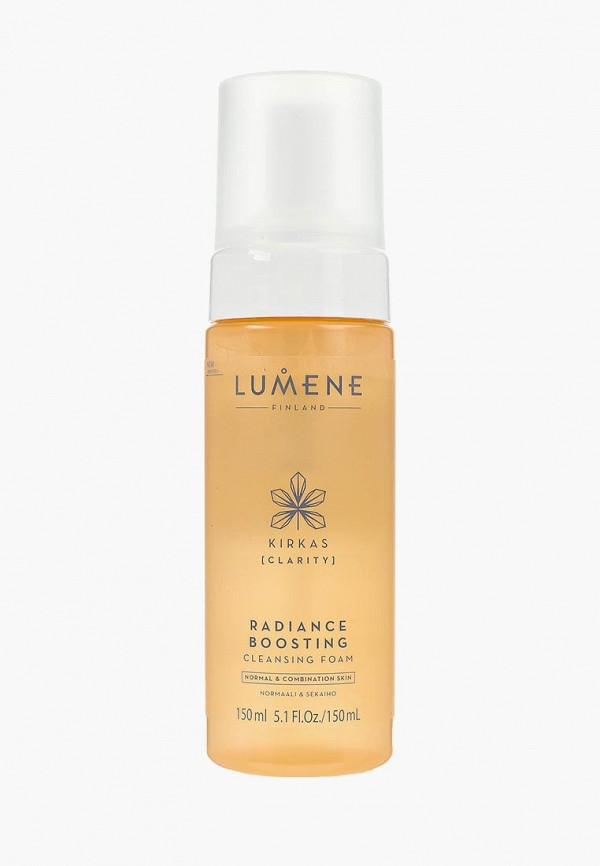 Пенка для умывания Lumene Lumene LU021LUYXP32 lumene lumene мицеллярная вода 3 в 1 sensitive touch 200 мл
