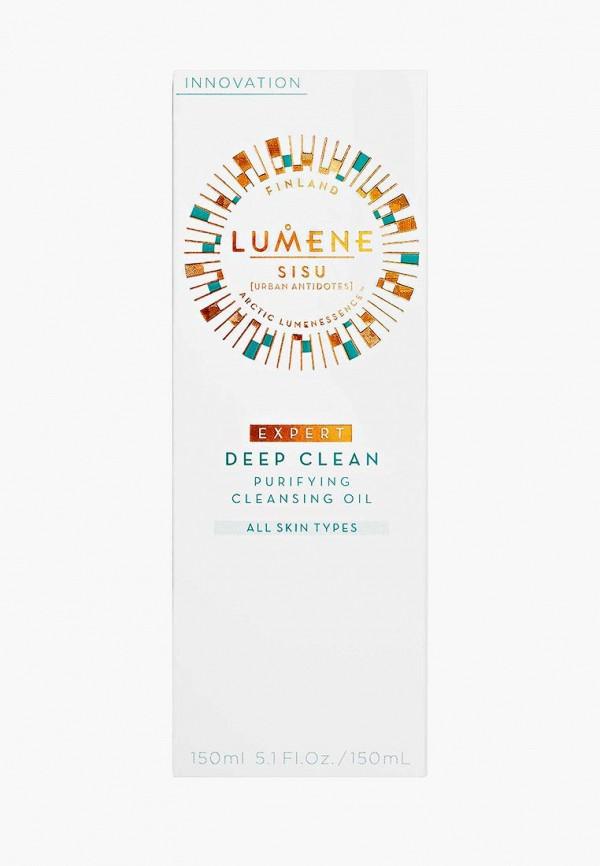 Масло для лица Lumene Sisu Глубоко очищающее, 150 мл