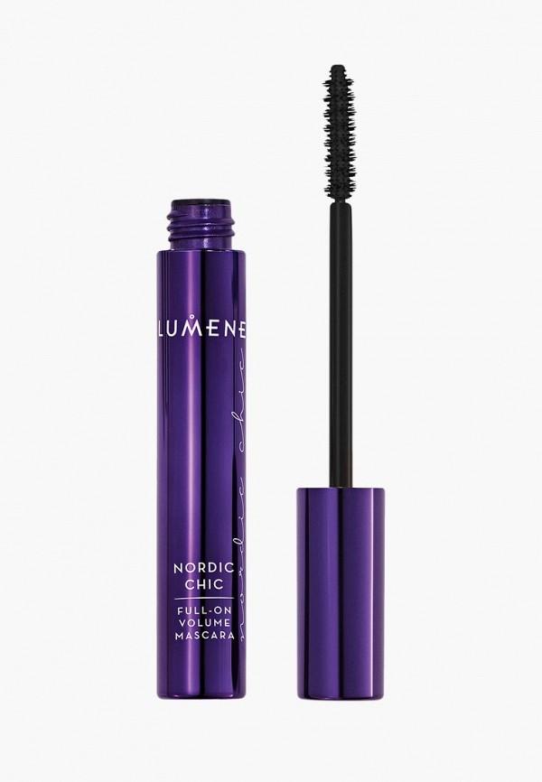 Тушь для ресниц Lumene Lumene LU021LWCMOE1 тушь для ресниц lumene nordic noir deep impact waterproof mascara насыщенный черный