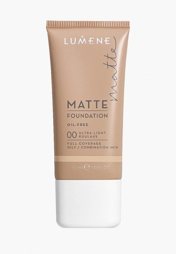 Тональное средство Lumene Lumene LU021LWCMOF1 крем lumene overnight bright sleeping cream contains vitamin c