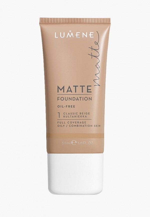 Тональное средство Lumene Lumene LU021LWCMOF2 мицеллярная вода lumene lumene lu021luyxp33
