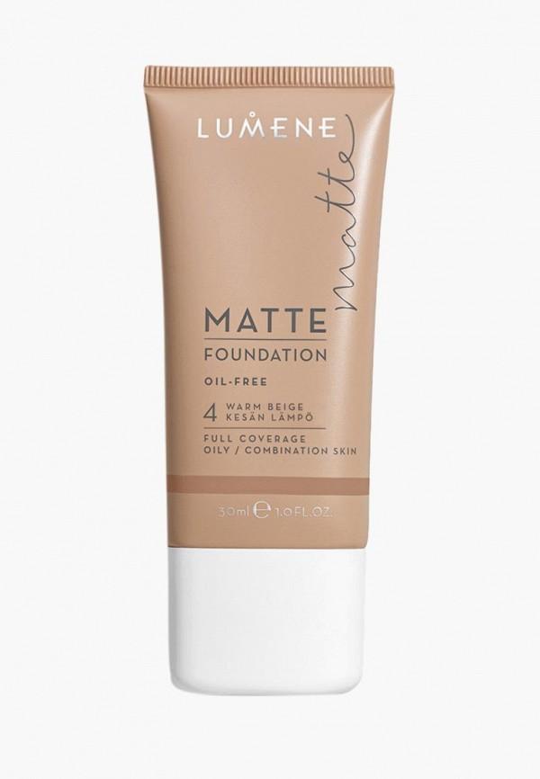 Тональное средство Lumene Lumene LU021LWCMOF5 крем lumene overnight bright sleeping cream contains vitamin c