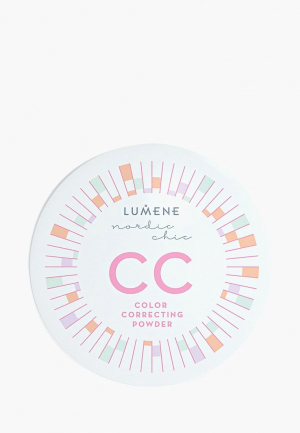 Пудра Lumene Lumene LU021LWCMOH0 пудра lumene nordic nude air light compact powder 4