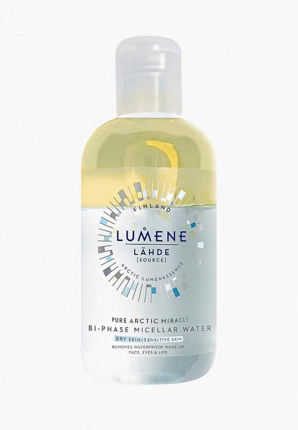 Мицеллярная вода Lumene Lumene LU021LWCMOH6 lumene lumene мицеллярная вода 3 в 1 sensitive touch 200 мл