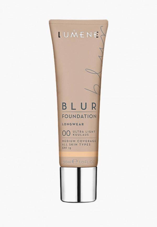 Тональный крем Lumene Преображающий  Blur SPF 15, 00 Ultra Light