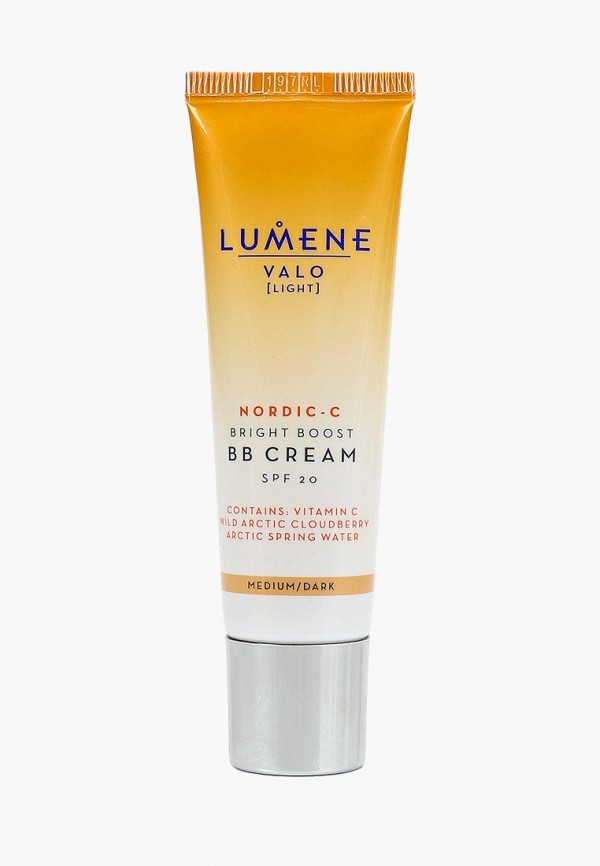 BB-Крем Lumene Lumene LU021LWCWQC4 bb крем lumene valo bright boost bb cream spf 20 цвет light medium variant hex name c7a082