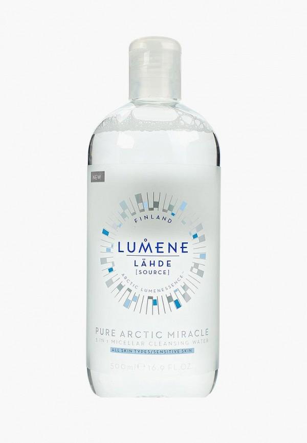 Мицеллярная вода Lumene Lumene LU021LWYXP53 тональное средство lumene lumene lu021lwcmoe7
