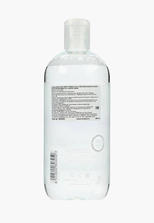 Мицеллярная вода Lumene 3 в 1  Lahde, 500 мл