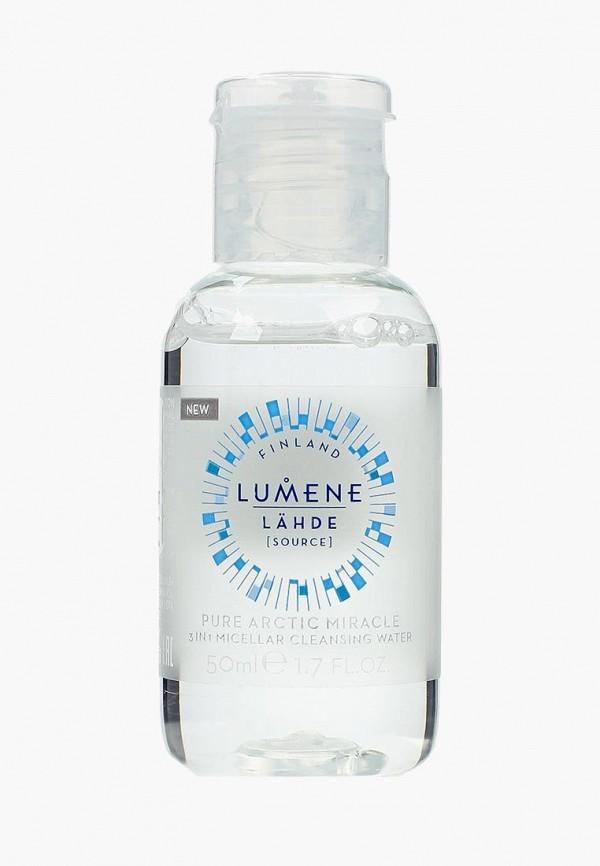 Мицеллярная вода Lumene 3 в 1  Lahde, 50 мл