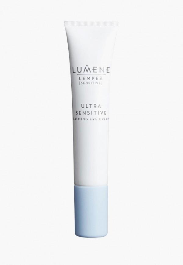 Купить Крем для кожи вокруг глаз Lumene, Lempea Ultra Sensitive Успокаивающий, 15 мл, LU021LWYXP72, Осень-зима 2018/2019